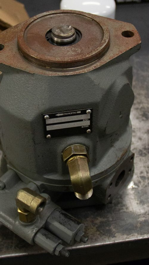 Broken Shaft on pump